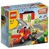 LEGO Bricks & more - Mi Primer Parque de Bomberos (10661)
