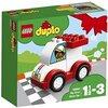 LEGO- Duplo My Firstla Mia Prima Auto da Corsa, Multicolore, 10860