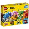 LEGO 10712 Classic Bricks and Gears Building Set with Eyes and Fun Functions for Kids 5+ Years Old