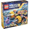 LEGO Nexo Knights - Doble Perforadora de Axl 70354