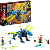 LEGO Ninjago (71711). Il cyber-dragone di Jay