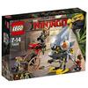 LEGO Ninjago (70629). Attacco del Piranha