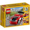 LEGO Creator (31055). Bolide rosso