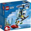 LEGO City Police (60275). Elicottero della Polizia