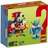 LEGO UK - 10402 Fun Future Construction Toy