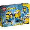 LEGO Minions - Personaggi Minions E La Loro Tana Kit 75551 LEGO