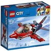 LEGO City - Great Vehicles Jet Acrobatico, Multicolore, 60177