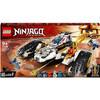 LEGO Ninjago - Ultra Sonic Raider (71739)