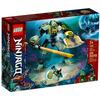 LEGO Ninjago (71750). Idro-Mech di Lloyd