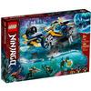 LEGO Ninjago (71752). Bolide subacqueo dei Ninja