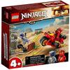LEGO Ninjago (71734). La moto-lama di Kai