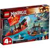LEGO Ninjago (71749). Il volo finale del Vascello del Destino