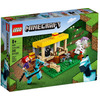 LEGO Minecraft (21171). La scuderia