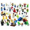 9348 Ensemble De Personnages De La Communaute LEGO? Education