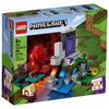 LEGO Minecraft (21172). Il portale in rovina