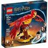Lego Harry Potter 76394 - Fawkes, Dumbledore