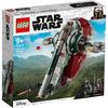 LEGO Star Wars (75312). Astronave di Boba Fett, Set da Costruzione con 2 Personaggi