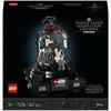 LEGO Star Wars (75296). Camera di Meditazione di Darth Vader, Set da Costruzione per Adulti, Modellino da Collezione