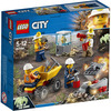 LEGO City Mining (60184). Team della miniera