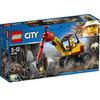 LEGO City Mining (60185). Spaccaroccia da miniera