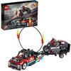 LEGO Technic (42106). Truck e moto dello Stunt Show