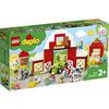 LEGO Duplo Town (10952). Fattoria con fienile, trattore e animaletti