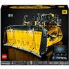 LEGO Technic (42131). Bulldozer Cat D11T