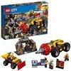 LEGO- Friends Trivella Pesante da Miniera, Multicolore, 60186