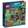LEGO - 300529 - Chima - Neuheiten2013 -Der Croc-Tempel–70014 (französische Version)