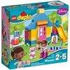 LEGO Duplo Doc McStuffins 10606 - Dottoressa Peluche: Clinica in Giardino