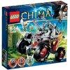 LEGO Chima 70004 - Il Fuoristrada Lupo di Wakz