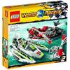 LEGO World Racers 8897 - Decisione finale allo scoglio dello squalo