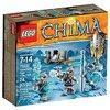 LEGO Legends Of Chima - Playthèmes - 70232 - Jeu De Construction - La Tribu Tigre À Dents De Sabre