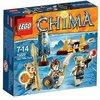 LEGO Legends Of Chima - Playthèmes - 70229 - Jeu De Construction - La Tribu Lion