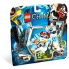 LEGO Legends of Chima - Speedorz - 70114 - Jeu de Construction - Le Combat du Ciel