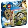 LEGO Legends Of Chima - Speedorz - 70104 - Jeu de Construction - Les Portes de la Jungle