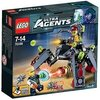 LEGO Ultra Agents - 70166 - Jeu De Construction - L