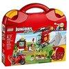 LEGO Juniors - 10685 - Jeu De Construction - La Valise Pompiers