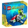 LEGO - 8072 - Jeu de Construction - LEGO Atlantis - Le Propulseur Sous-marin
