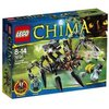LEGO Legends of Chima 70130 - Sparratus Spinnen-Stalker