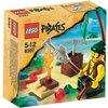 LEGO Piraten 8397 - Gestrandeter Pirat