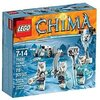 LEGO Legends of Chima 70230 - Chima Pack de la Tribu del Oso gelido