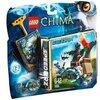 LEGO Legends of Chima Speedorz 70110 - La Torre Suprema
