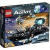 LEGO Ultra Agents Ocean HQ 1204pieza (S) – Games Of Construction (9 year (S), 14 YEAR (S), 1204 PC (S))