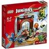 LEGO - 10725 - Juniors  - Jeu de Construction - Le Temple Perdu de NINJAGO