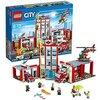 LEGO - 60110 - La Caserne des Pompiers