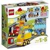 LEGO Duplo 10816 - Meine ersten Fahrzeuge, Spielzeug für 2 Jährige