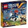 "LEGO 70320 ""Nexo Knights Aaron Fox's Aero-Striker V2"" Construction Set (Multi-Colour)"