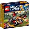 LEGO - 70318 - Nexo Knights - Jeu de Construction -Le lance-globe