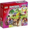 "LEGO 10726 ""Juniors Stephanie's Horse Carriage"" Construction Set (Multi-Colour)"